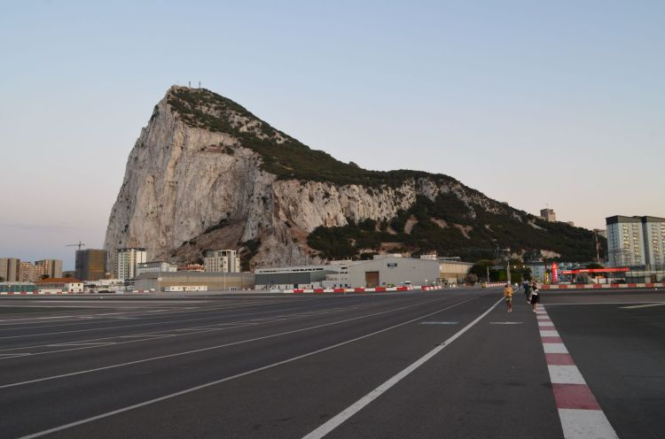 Rock, Gibraltar, Spain